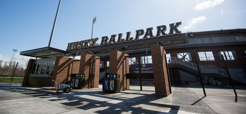 Husky Ballpark is set to open March 21st when the Huskies take on Arizona. (Joshua Bessex / The Daily)